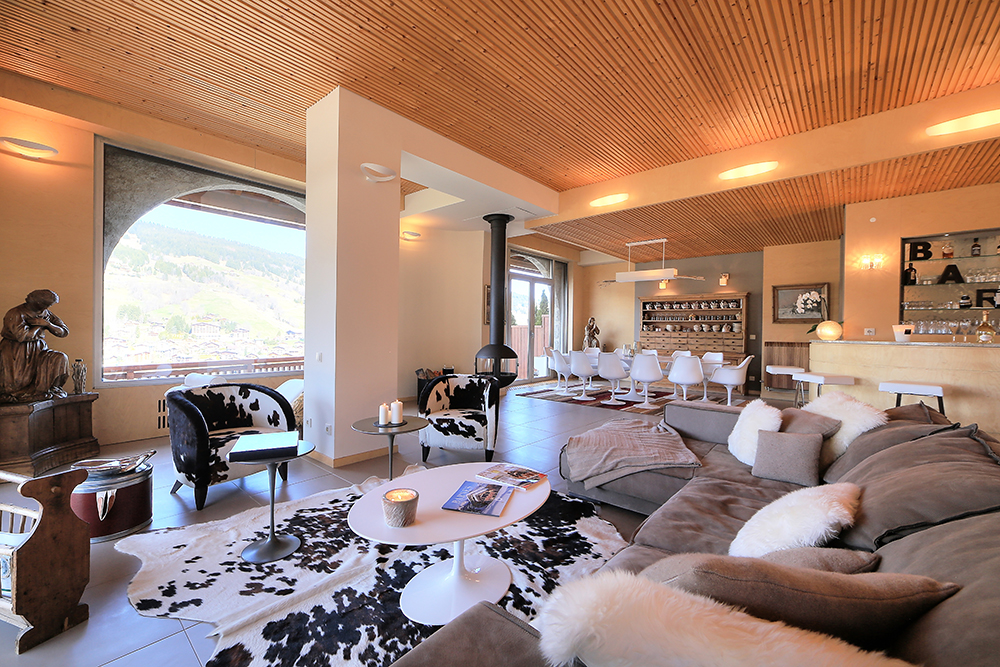 See details MEGEVE Apartment 6 rooms, 5 bedrooms
